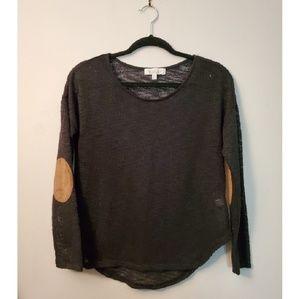 Knit stylish sweater